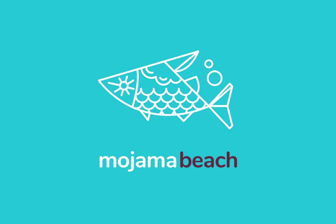 Proyecto de branding para Mojama beach