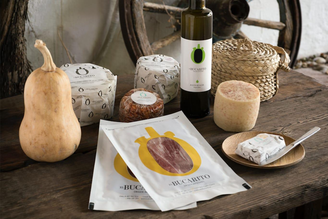 Proyecto de branding y Packaging para la Quesería el Bucarito